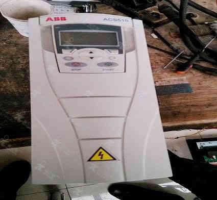 ABB ACS500变频器维修