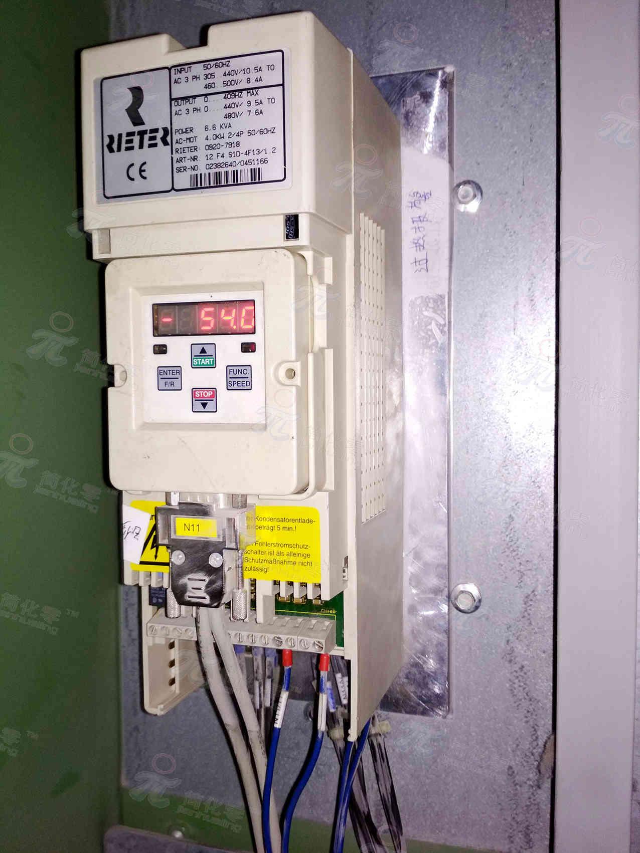 科比KEB立达纺织机专用变频器维修